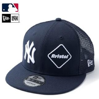 エフシーアールビー(F.C.R.B.)のF.C.Real Bristol NEW ERA MLB CAP YANKEES(キャップ)