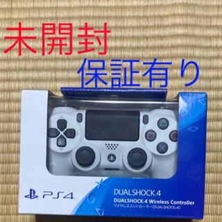 PlayStation4 - 保証有り DUALSHOCK4 ps4純正ワイヤレスコントローラー 白