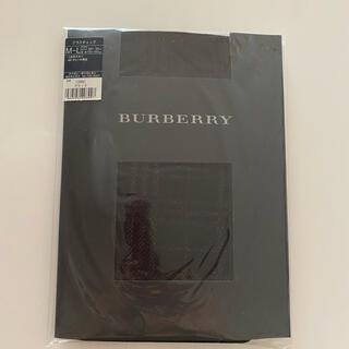 バーバリー(BURBERRY)の新品未使用 Burberryタイツ(タイツ/ストッキング)