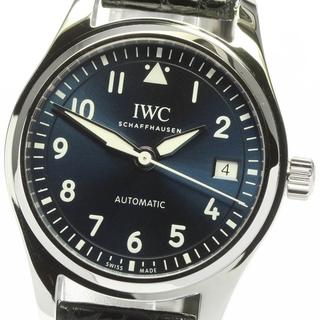 IWC - IWC パイロットウォッチ オートマティック36  ボーイズ 【中古】