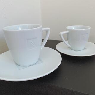 ネスレ(Nestle)のネスプレッソ NESPRESSO コーヒー&エスプレッソカップセット(グラス/カップ)