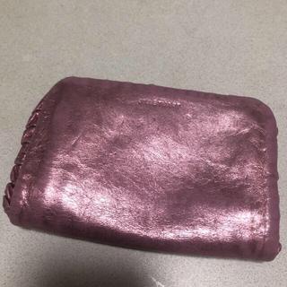 ジルスチュアート(JILLSTUART)のジルスチュアート折り財布ピンク🌸(財布)