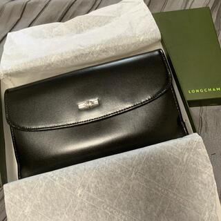 ロンシャン(LONGCHAMP)のLONGCHAMP ロゾウォレット 長財布 (財布)