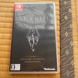 ニンテンドースイッチ(Nintendo Switch)のThe Elder Scrolls V: Skyrim(ザ エルダースクロールズ(家庭用ゲームソフト)