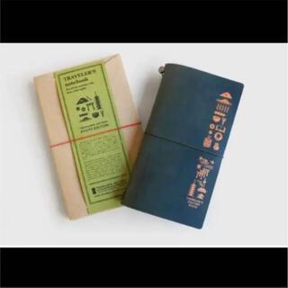 トラベラーズファクトリー 京都 限定 トラベラーズノート(ノート/メモ帳/ふせん)
