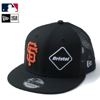 エフシーアールビー(F.C.R.B.)のF.C.Real Bristol NEW ERA MLB GIANTS CAP(キャップ)