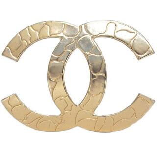 シャネル(CHANEL)のシャネル ネックレストップ ゴールド ココマーク A(ネックレス)