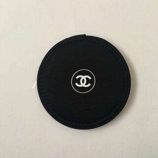 CHANEL - シャネル 円形ミラー ノベルティ 鏡 携帯用