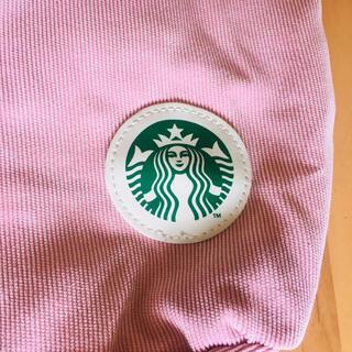 Starbucks Coffee - スターバックス コーデュロイバッグ