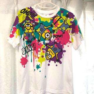 ミニオンTシャツ USJ
