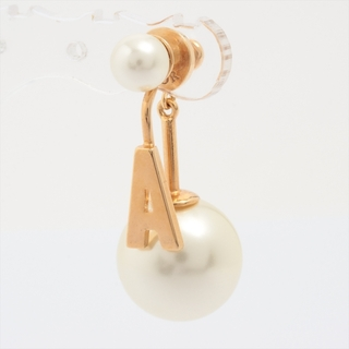 クリスチャンディオール(Christian Dior)のクリスチャンディオール トライバル GP×フェイクパール  ゴールド レデ(その他)