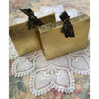 ディオール(Dior)のディオール プレゼントボックス リボン(ラッピング/包装)