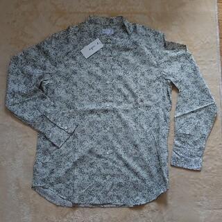 アニエスベー(agnes b.)の新品 agnes b.アニエスベー長袖シャツ size42  8割引‼️(シャツ/ブラウス(長袖/七分))