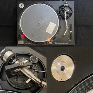 パナソニック(Panasonic)のSL - 1200 MK3 Technics ターンテーブル ブラック(ターンテーブル)