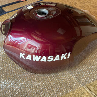 カワサキ - カワサキ ゼファー1100 タンクのみ