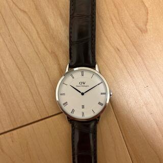 ダニエルウェリントン(Daniel Wellington)のダニエルウェリントン メンズ 時計(腕時計(アナログ))