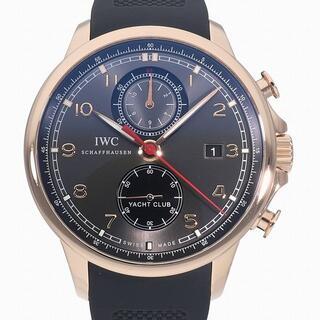 インターナショナルウォッチカンパニー(IWC)の[i3814]IWC ポルトギーゼ ヨットクラブ クロノグラフ(腕時計(アナログ))