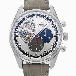 ゼニス(ZENITH)の[z3504]ゼニス クロノマスター エルプリメロ オープン(腕時計(アナログ))