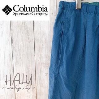 コロンビア(Columbia)のColumbia コロンビア 短パン ショートパンツ ビックサイズ 紺色(ショートパンツ)