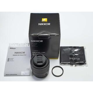 Nikon - 【新同品】NIKKOR Z MC 50mm f/2.8