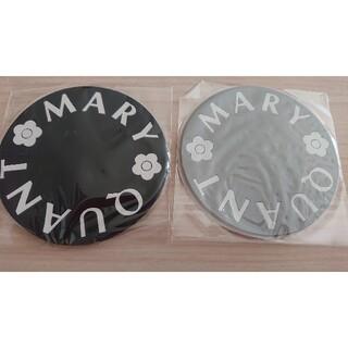 マリークワント(MARY QUANT)のMARY QUANT コースター(2枚セット)(その他)