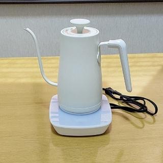ヤマゼン(山善)の[山善] 電気ケトル 電気ポット 0.8L (電気ケトル)