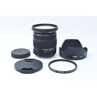 シグマ(SIGMA)の★美品★ SIGMA EX 17-50mm 1:2.8 DC HSM(レンズ(ズーム))