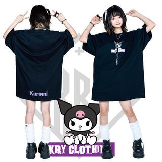 ミルクボーイ(MILKBOY)のKRY クロミ kuromi BIG Tシャツ 新品未開封(Tシャツ(半袖/袖なし))