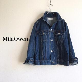 ミラオーウェン(Mila Owen)のミラオーウェン デニムジャケット(Gジャン/デニムジャケット)