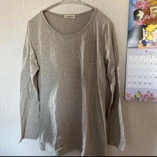 サマンサモスモス(SM2)のSM2*オーガニックコットン長袖T(Tシャツ(長袖/七分))