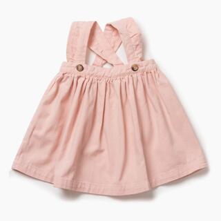 ボンポワン(Bonpoint)のBONTON ボントン  ジャンパースカート 2Aサイズ(スカート)