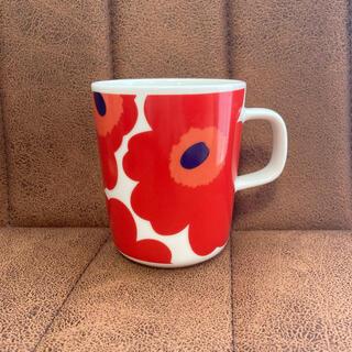 marimekko - マリメッコ marimekko ウニッコ マグカップ 250ml 赤