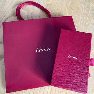 カルティエ(Cartier)の【新品未使用】カルティエ クリーニングキット/ショップ袋付き(その他)