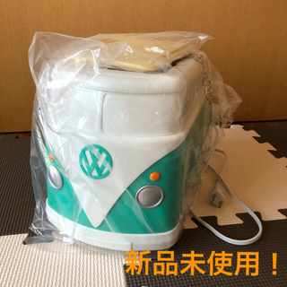 フォルクスワーゲン(Volkswagen)の新品未使用! フォルクスワーゲン トースター(調理機器)