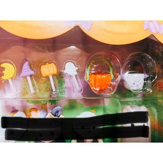 エポック(EPOCH)のシルバニアファミリー ハロウィンナイトパレード 小物 お化け バケツ お菓子(その他)