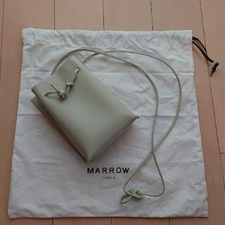 プラージュ(Plage)の新品 marrow マロウ ストリングポーチ ショルダーバッグ(ショルダーバッグ)