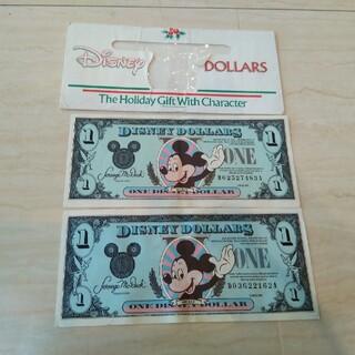 ディズニー(Disney)のディズニーダラー(キッズ/ファミリー)