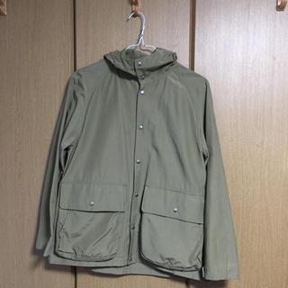 ヤエカ(YAECA)のyaeca 60/40 クロスフードシャツ 品番14454 (マウンテンパーカー)