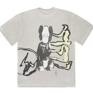 フラグメント(FRAGMENT)のCACTUS JACK KAWS FRAGMENT XL(Tシャツ/カットソー(半袖/袖なし))