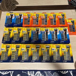 ジレ(gilet)のジレット フュージョン5+1 替刃 22箱セット 計220個‼︎(カミソリ)
