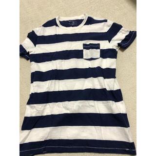 ギャップ(GAP)のGAP Tシャツ メンズ ボーダー(Tシャツ/カットソー(半袖/袖なし))