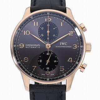 インターナショナルウォッチカンパニー(IWC)の[i3594]IWC ポルトギーゼ クロノグラフ IW371482 中古(腕時計(アナログ))