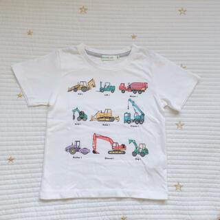 ビームス(BEAMS)のBEAMS mini   のりもの Tシャツ 100  ビームスミニ(Tシャツ/カットソー)