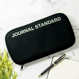 ジャーナルスタンダード(JOURNAL STANDARD)のInRed インレッド ジャーナルスタンダード 収納ポーチ 付録(ポーチ)