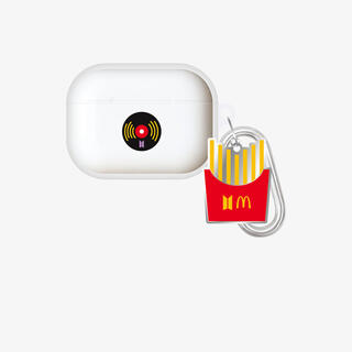 ボウダンショウネンダン(防弾少年団(BTS))のBTS×McD Logo Airpods Pro case(ヘッドフォン/イヤフォン)