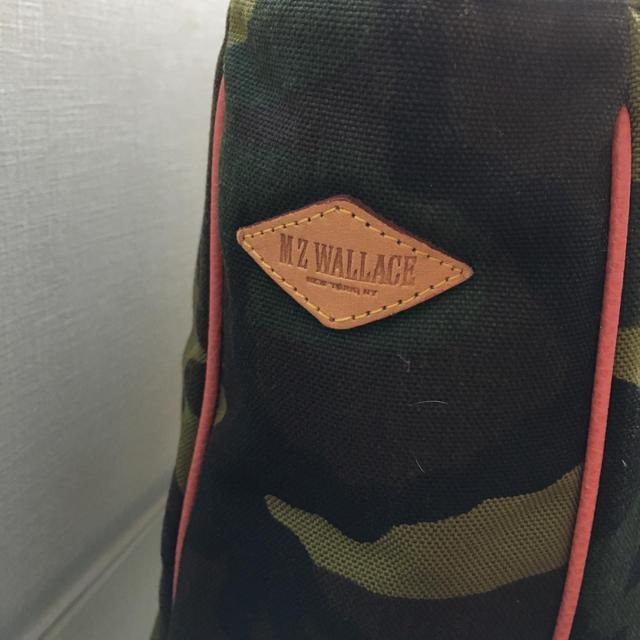 MZ WALLACE(エムジーウォレス)のMZウォレス迷彩柄トートバッグ レディースのバッグ(トートバッグ)の商品写真