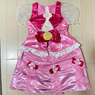 バンダイ(BANDAI)のGO!プリンセスプリキュア 2wayドレス(衣装)