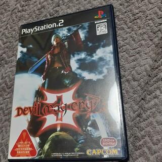 プレイステーション2(PlayStation2)のデビル メイ クライ 3 PS2(その他)