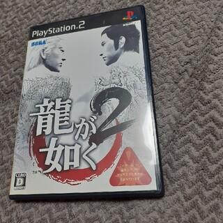 プレイステーション2(PlayStation2)の龍が如く2 PS2(その他)