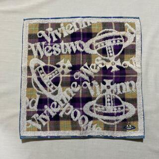 Vivienne Westwood - ヴィヴィアンウエストウッド ガーゼタオルハンカチ 中古品 #1127